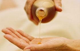 Somministrazione degli oli essenziali per via trans dermica