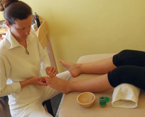 Massaggio thai del piede 11