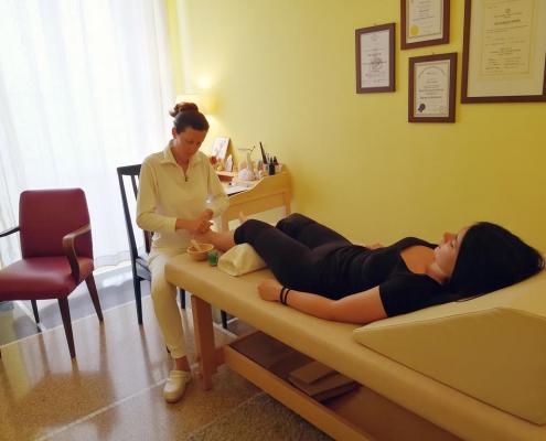 Massaggio thai del piede 13