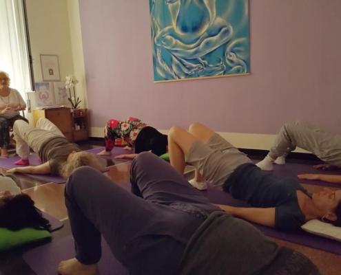 Yoga terapia 10