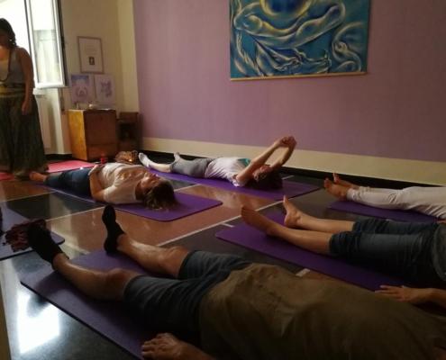 stretching dei meridiani 10