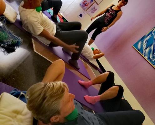 Pilates di gruppo 09