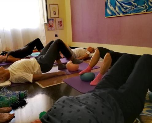 Pilates di gruppo 12